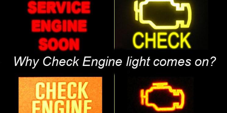 Service Engine Soon Light On?