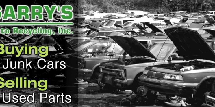 Should You Buy Used Car Parts at a Junkyard